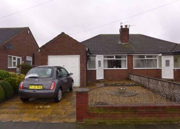 Thumbnail 2 bed semi-detached bungalow for sale in Byron Avenue, Thornton-Cleveleys