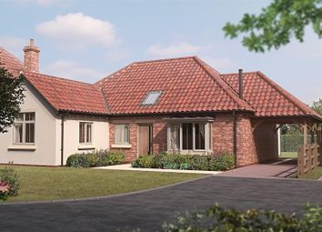 Thumbnail 3 bed detached bungalow for sale in Cow Lane, Tealby, Market Rasen