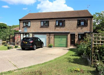 Thumbnail 4 bed semi-detached house for sale in Chestnut Close, Burgess Hill