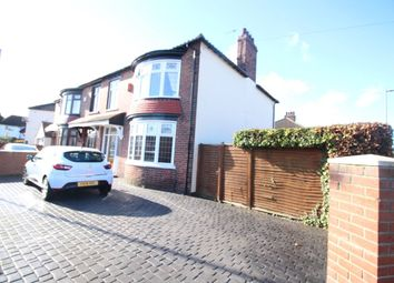 Thumbnail 3 bed semi-detached house for sale in Reeth Road, Middlesbrough