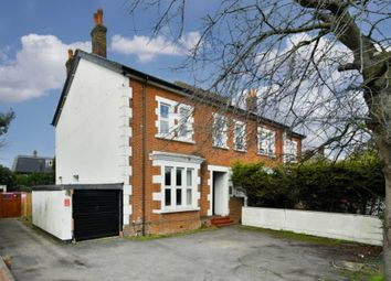 Thumbnail 4 bed semi-detached house to rent in Epsom Road, Ewell, Epsom