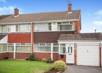 Thumbnail 3 bed semi-detached house for sale in Highmore Drive, Bartley Green, Birmingham