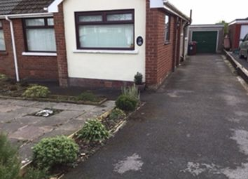 Thumbnail 2 bed semi-detached bungalow to rent in Rydal Avenue, Barrow-In-Furness, Cumbria