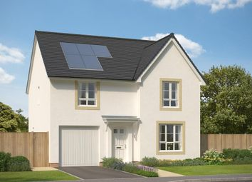 """Thumbnail 4 bedroom detached house for sale in """"Rothes"""" at Meikle Earnock Road, Hamilton"""