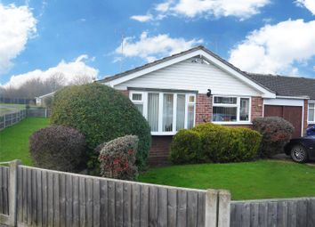 Thumbnail 2 bed detached bungalow for sale in Bramble Way, Leicester