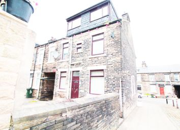 Thumbnail 4 bed end terrace house for sale in Talbot Street, Bradford