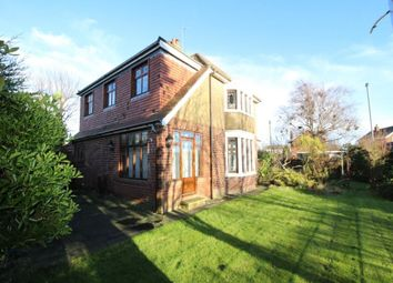 Thumbnail 4 bed detached house for sale in Holly House Lancaster Road, Knott End-On-Sea, Poulton-Le-Fylde
