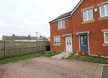 Thumbnail 2 bed semi-detached house for sale in Kingsdale Close, Stanley