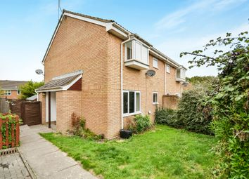 Thumbnail 1 bedroom end terrace house for sale in Boydell Close, Shaw, Swindon