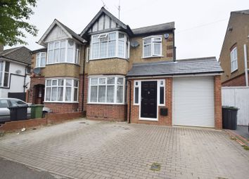 Thumbnail 3 bedroom semi-detached house for sale in Cranleigh Gardens, Luton