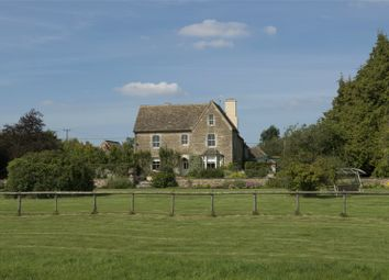 Thumbnail 6 bed detached house for sale in Oaksey, Malmesbury, Wiltshire