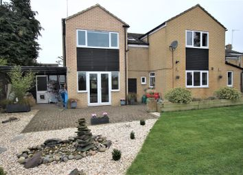 Thumbnail 4 bedroom detached house for sale in Thatchers Close, Epwell, Banbury