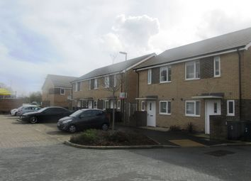 Thumbnail 2 bed terraced house for sale in Solebay Way, Gosport, Hampshire