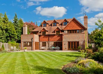 Thumbnail 6 bed detached house to rent in Brook Farm Road, Cobham