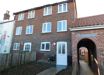 Thumbnail 1 bed end terrace house to rent in Chandlers Hill, Wymondham