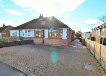 Thumbnail 3 bedroom semi-detached bungalow for sale in Hillcrest Drive, Tarleton, Preston