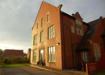 Thumbnail 2 bed flat to rent in Old Green Close, Whitwell, Worksop