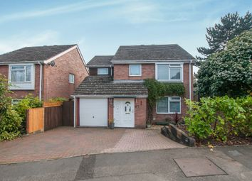 Thumbnail 4 bed detached house for sale in Tithe Barn Drive, Bray, Maidenhead