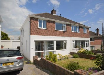 3 bed semi-detached house for sale in Litchaton Way, Plymouth, Devon PL7