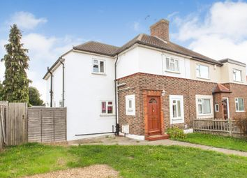 Thumbnail 4 bed semi-detached house to rent in Ray Road, West Molesey