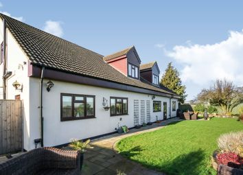 Thumbnail 5 bed detached bungalow for sale in Northfield Road, Messingham, Scunthorpe