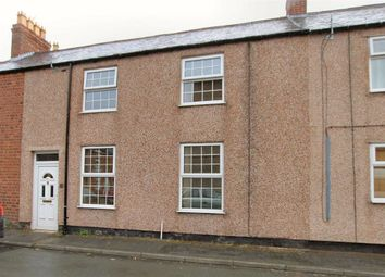 Thumbnail 3 bed terraced house for sale in Water Street, Mold, Flintshire