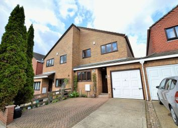 Thumbnail 4 bed semi-detached house for sale in Eden Road, Croydon