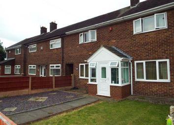 Thumbnail 3 bed terraced house for sale in Webb Drive, Burtonwood, Warrington, Cheshire
