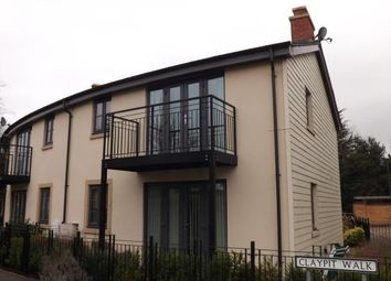 Thumbnail 2 bed end terrace house for sale in Claypit Walk, Wilford, Nottinghamshire