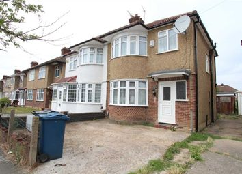 Thumbnail 3 bedroom semi-detached house to rent in Grange Avenue, Stanmore