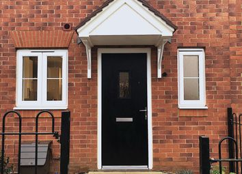 Thumbnail 2 bed semi-detached house to rent in Kirtley Road, Wellingborough, Wellingborough