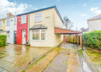 Thumbnail 3 bed end terrace house for sale in Dunsmuir Road, Tremorfa, Cardiff