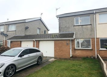 Thumbnail 2 bed semi-detached house for sale in Anglesey Way, Nottage, Porthcawl