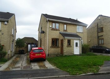 Thumbnail 2 bed semi-detached house for sale in Hill Brow Close, Allerton, Bradford, West Yorkshire