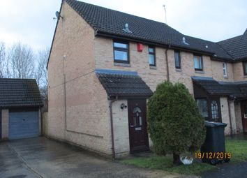Thumbnail 2 bed semi-detached house to rent in Earl Close, Middleleaze, Swindon