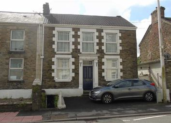 Thumbnail 3 bed end terrace house for sale in Panteg, Llanelli