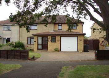 Thumbnail 4 bed property to rent in Orchard Road, Histon, Cambridge