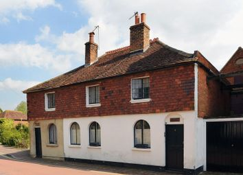 Thumbnail 3 bedroom terraced house for sale in Church Street, Edenbridge