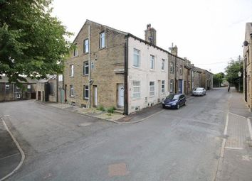 Thumbnail 2 bed terraced house for sale in Sutcliffe Street, Pellon, Halifax
