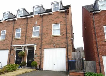 Thumbnail 3 bedroom semi-detached house for sale in Oaklands Drive, Earl Shilton, Leicester