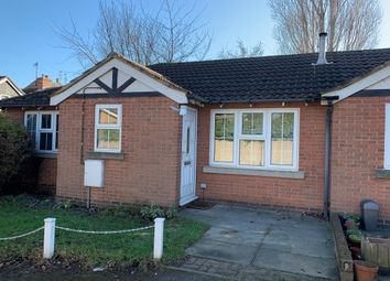 Thumbnail 2 bed bungalow to rent in St Mary's Mews, North Parade, Derby
