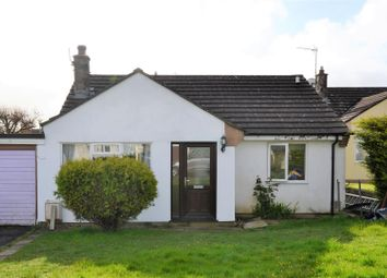 Thumbnail 3 bed detached bungalow for sale in Bartletts Well Road, Sageston, Tenby