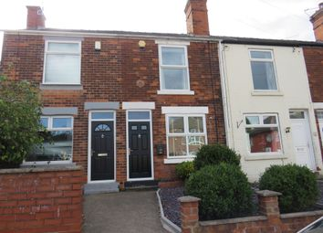 2 bed terraced house for sale in Crown Street, Mansfield NG18