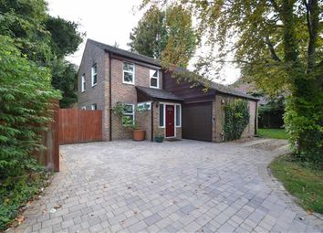Thumbnail 4 bed detached house for sale in Millbank, Kintbury, Hungerford, Berkshire