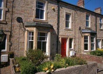 Thumbnail 2 bed terraced house to rent in St Nicolas Road, Hexham