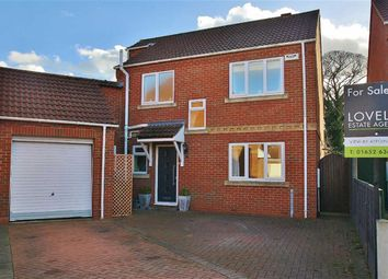 Thumbnail 3 bed property for sale in Highfields, Barrow-Upon-Humber