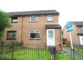 Thumbnail 2 bed semi-detached house for sale in Hogarth Crescent, Glasgow, Lanarkshire