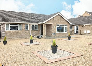 Thumbnail 3 bed detached bungalow for sale in West End, Brampton, Huntingdon