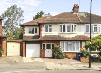 Thumbnail 5 bed semi-detached house for sale in Gunnersbury Crescent, London