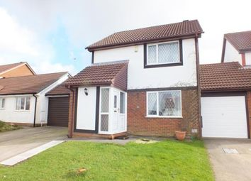 Thumbnail 3 bed detached house for sale in Blackthorn Croft, Clayton-Le-Woods, Chorley, Lancashire